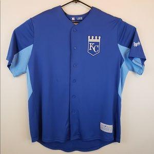 Other - KC Royals Gordon 4 Baseball Jersey Men's Size 2XL